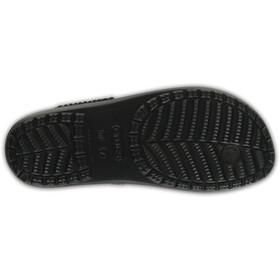 Crocs Sloane Embellished sandaalit Naiset, black/black